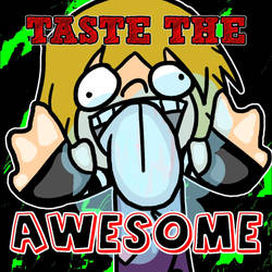 TASTE THE AWESOME (2013)