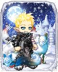 Snowy Fox by WolfDragonGod