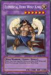 Elemental Hero Wolf King