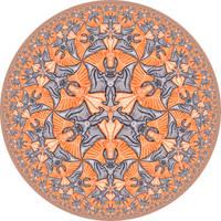 Circle Limit IV by Vladimir-Bulatov