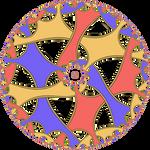 Hyperbolic Tiling 120226a