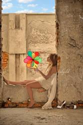 Fairy Girl... by aliyilik