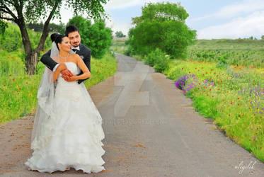 Bride Groom by aliyilik