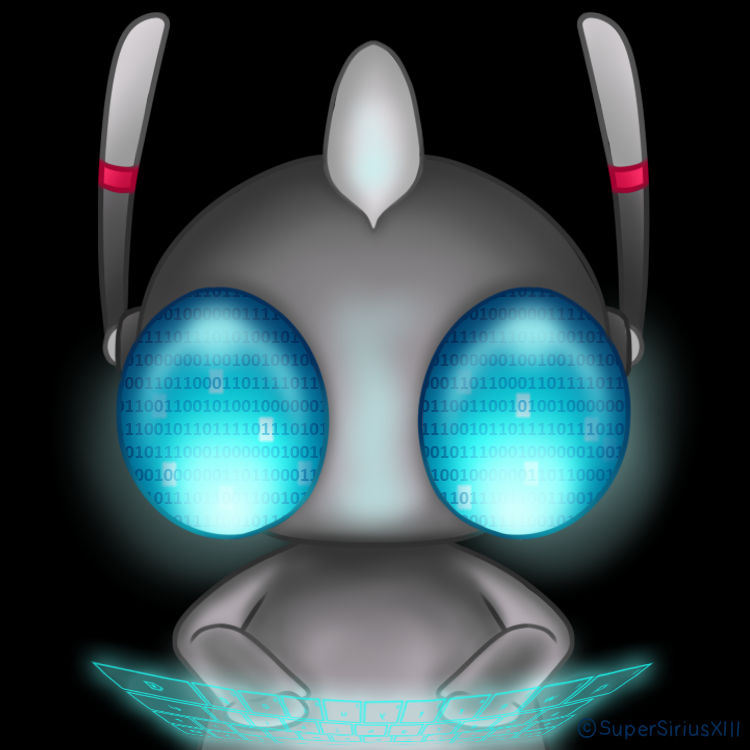 Daily Art - 280 - BEEP by SuperSiriusXIII