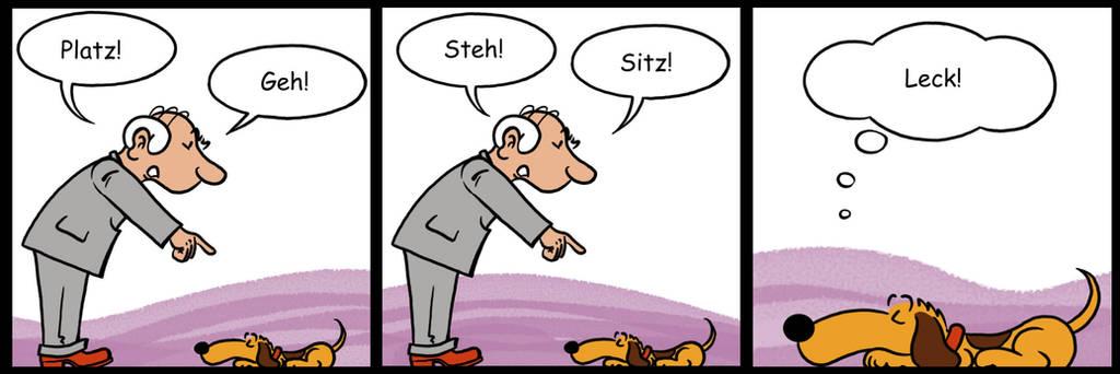 Wienerdog 011 by KiliComic