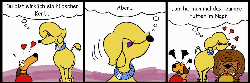 Wienerdog 021 by KiliComic