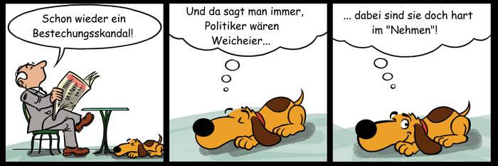 Wienerdog 035 by KiliComic