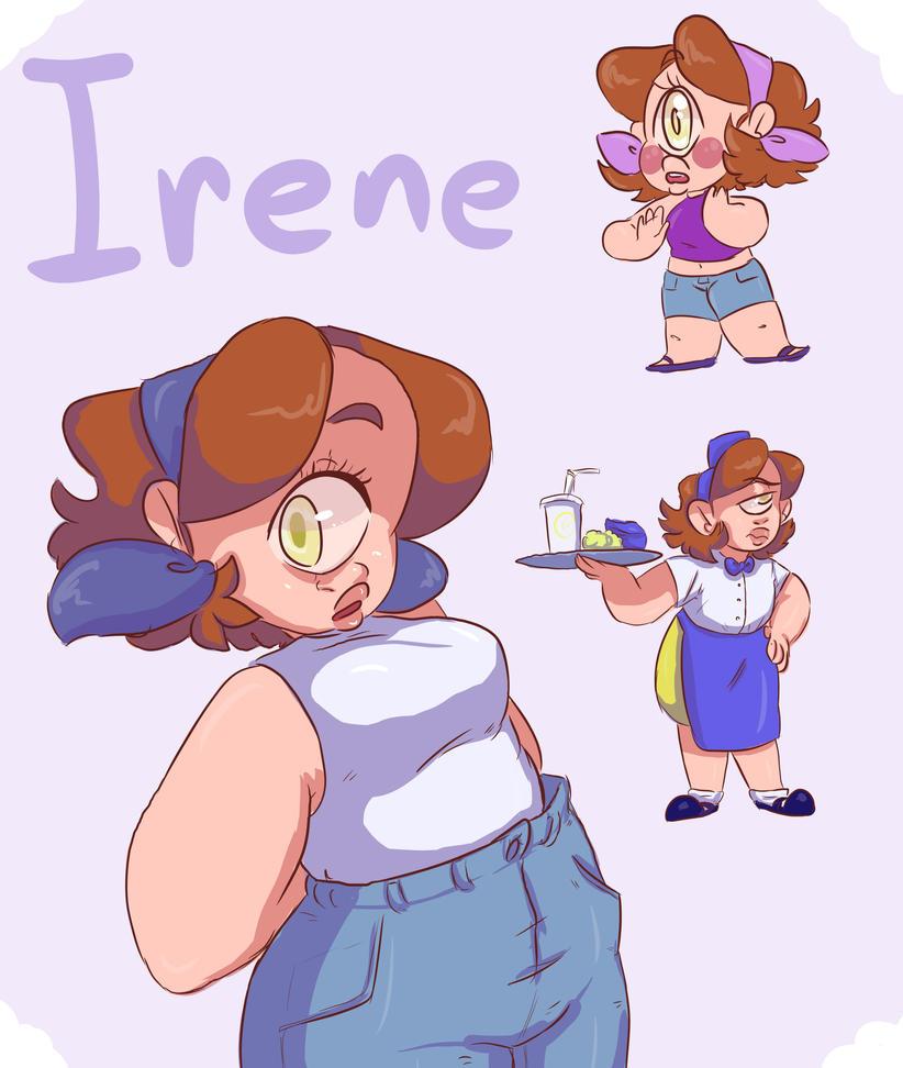 Irene by OrganizationXIIIGrl