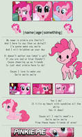 Pinkie Pie Code [F2U] by Kitteh-CodeAccount