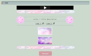 Pastel|Space Code [RQ F2U] by Kitteh-CodeAccount