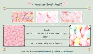 Candy Code | F2U by Kitteh-CodeAccount