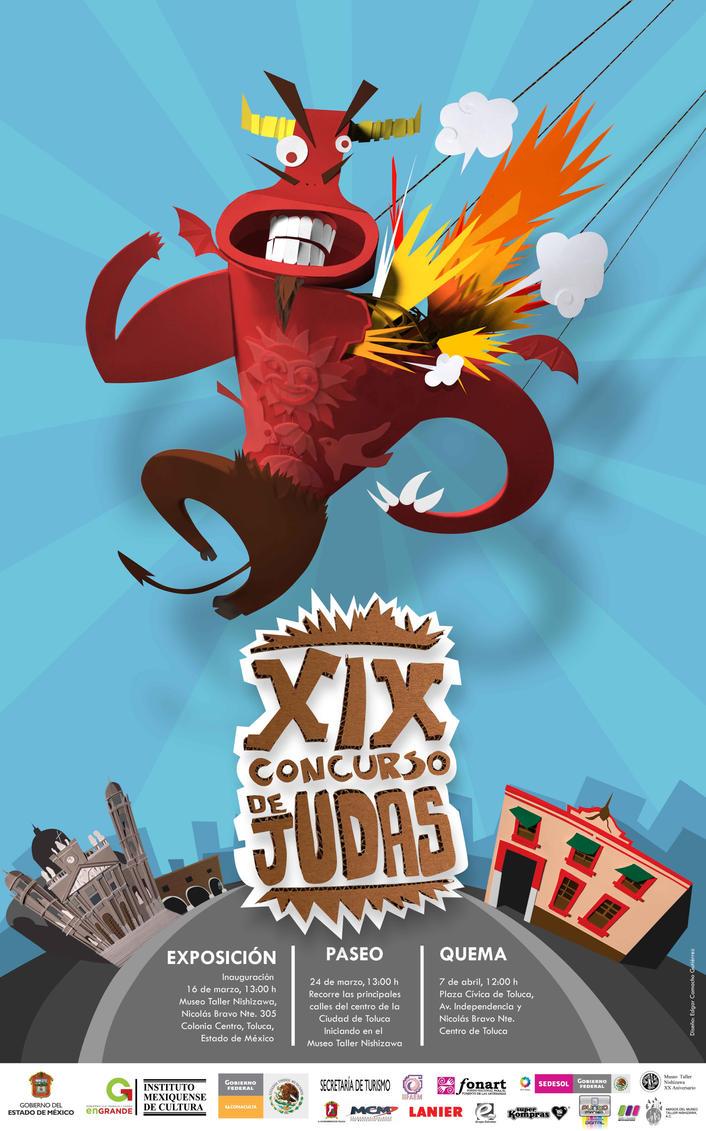 XIX CONCURSO DE JUDAS by EdgarTorre