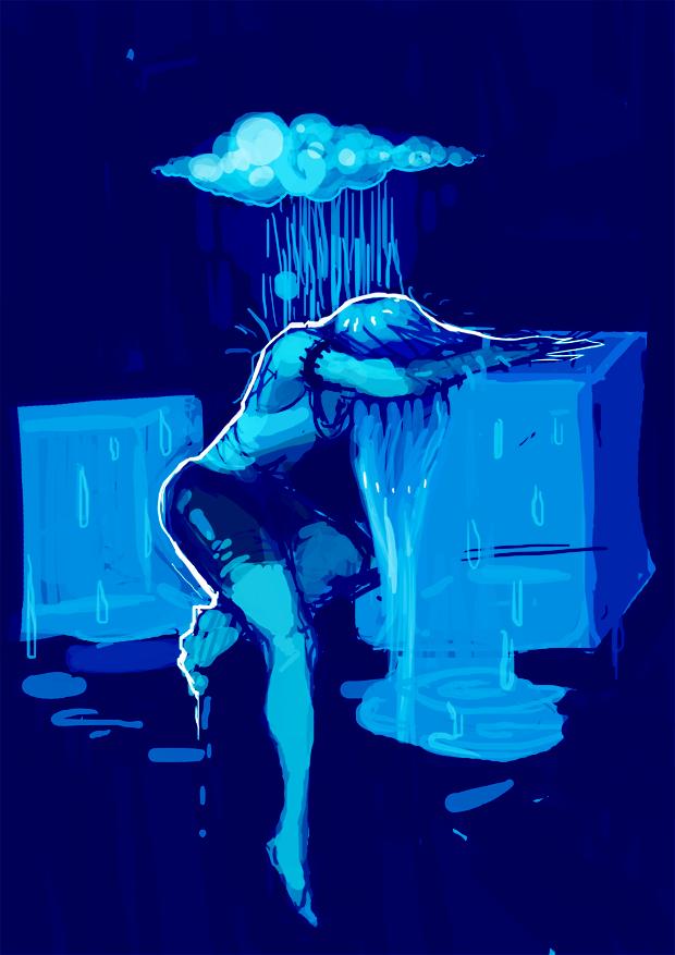 The Fragile Mind by Spirited-Violet