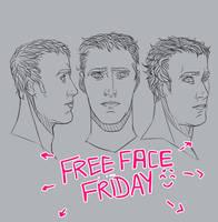 Free Face Friday!