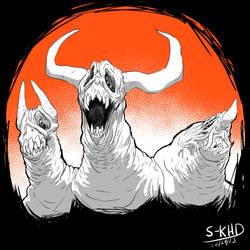 Spooky Sketch by Space-khD