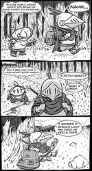 cold Iron 1 fetch quest by Space-khD