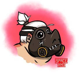 quick Roadhog by Space-khD