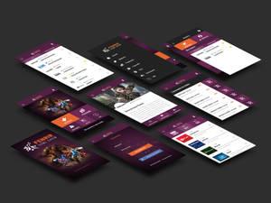 Fenrir Game Show - Mobile app