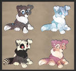 Puppy adoption paypal/points [OPEN]