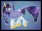 Galaxy unicorn [AUCTION] paypal/points [CLOSED]