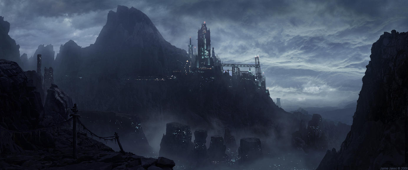 The tower above stone city by jjasso on deviantart the tower above stone city by jjasso voltagebd Gallery