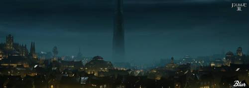 Fable II  City