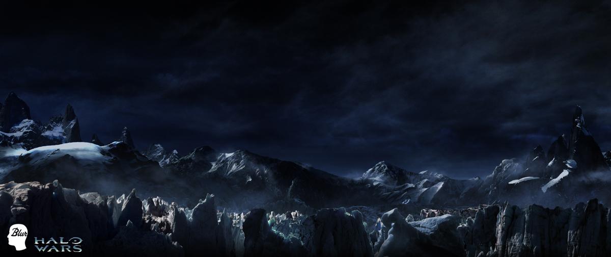 Halo wars Ice 02