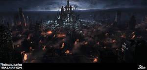 Terminator Salvation by JJasso