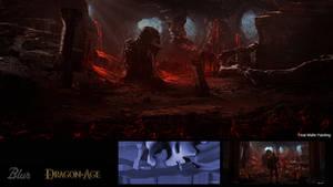 Dragon Age Cave