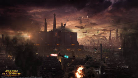 Star Wars 2 by JJasso