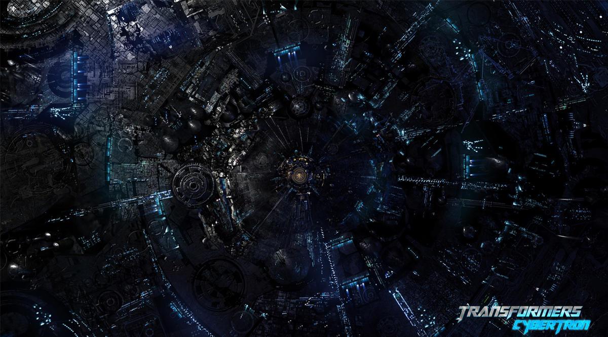Cybertron surface by JJasso