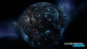 Cybertron planet