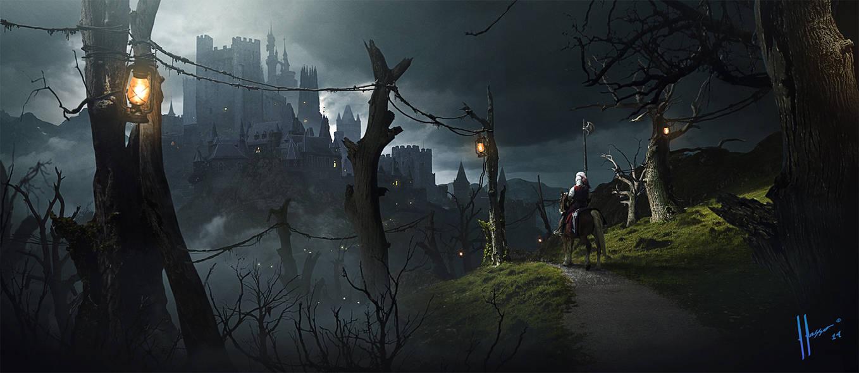 Castle Quest by JJasso