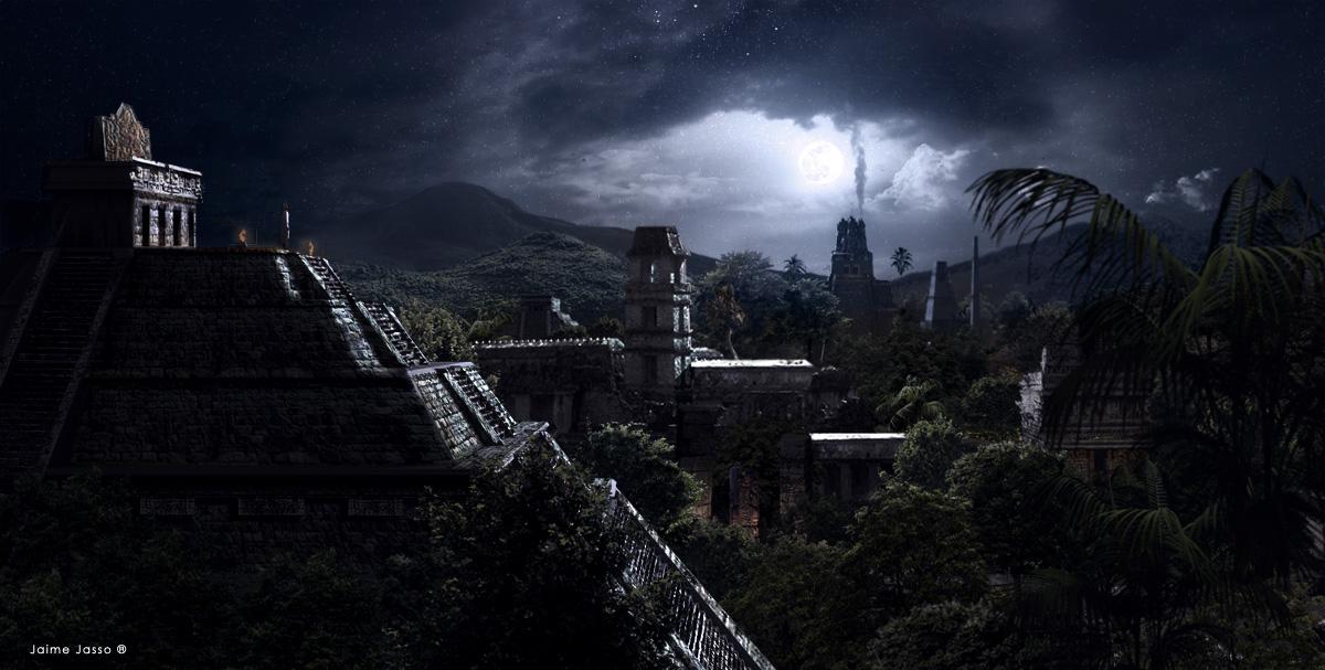 Mayan Night