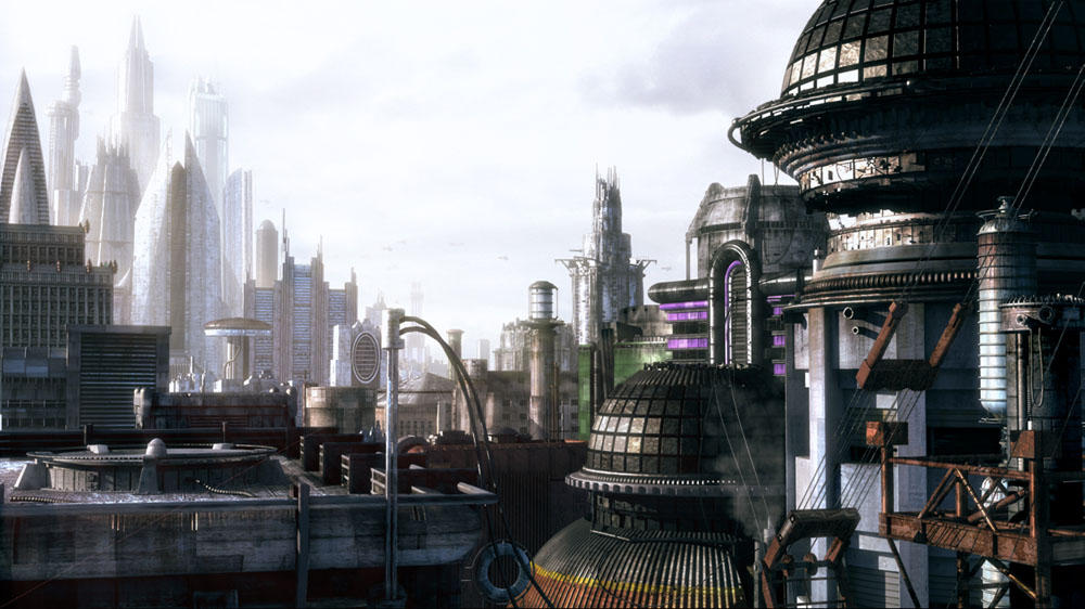 Industrial City by JJasso