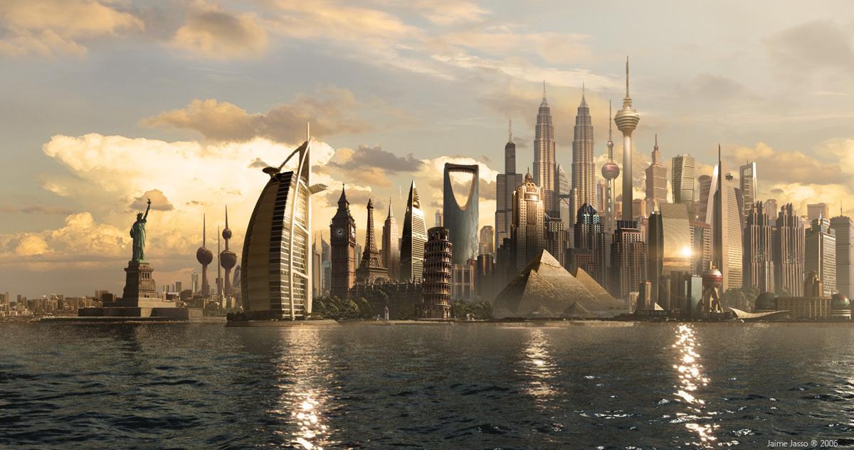 MULTI CITY by JJasso