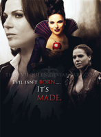 Evil isn't born... by the-evilqueen