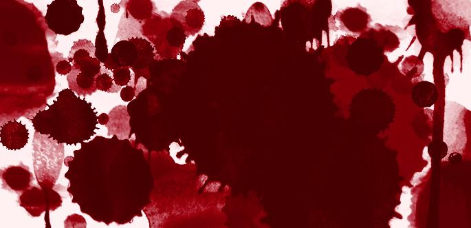 Grunge Splatter Brushes by arsgrafik