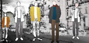Vector Art: Men's Fashion