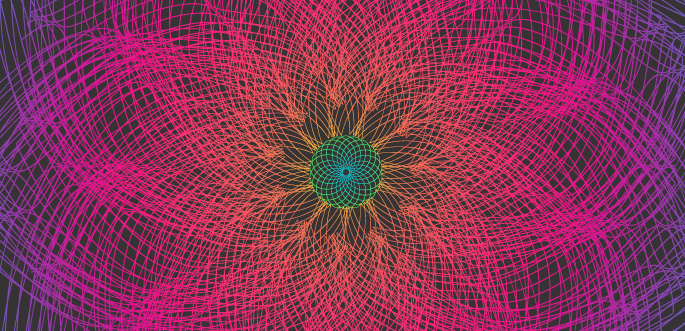 Spirograph Vector Brushes by arsgrafik