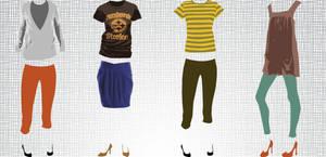 Women's Fashion by arsgrafik