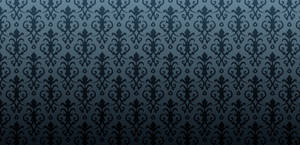 Victorian Damask Pattern by arsgrafik