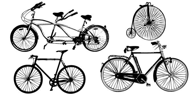 Vector Bikes by arsgrafik