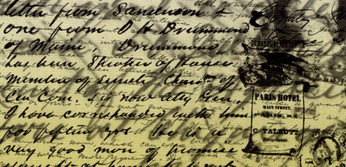 Vintage Handwriting Brushes by arsgrafik