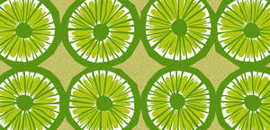 Limes Pattern by arsgrafik