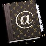 LV Address Book icon for Mac