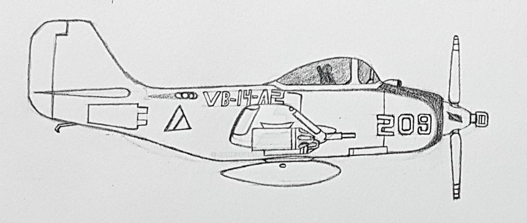 Sweeper A-1B  by jamezguns