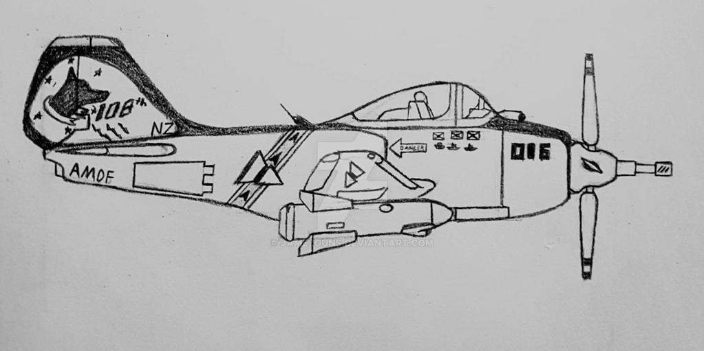 A-1B2  by jamezguns