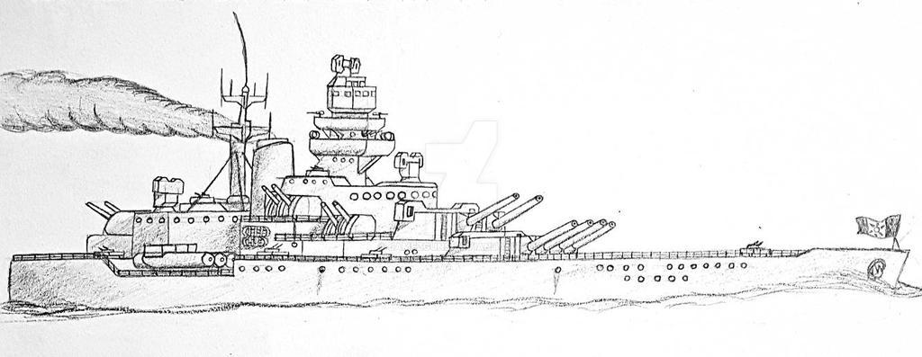 Avorian Battlecruiser  by jamezguns