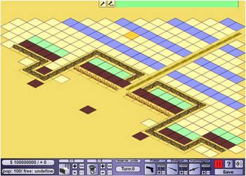 D-fence 2, balanced layout by LoonyLizard
